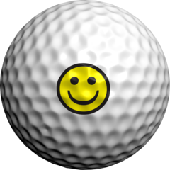 Be Happy - Golfdotz