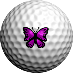 Majestic Butterfly Mix - Golfdotz