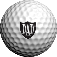 Dad Shield - Golfdotz