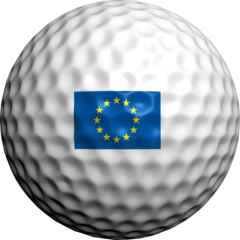 European Union Flag - Golfdotz