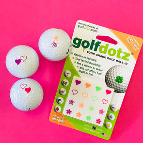 Hearts & Flowers Summer Mix - Golfdotz