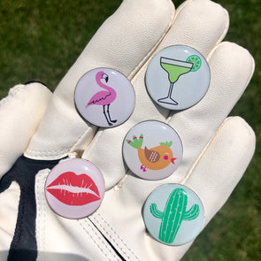 Golfdotz Design Ball Markers.