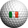 Irish Flag - Golfdotz