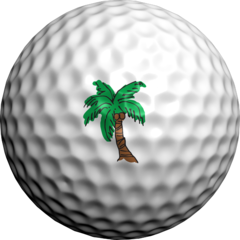 Palm Trees - Golfdotz