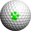 Paw Prints Mix - Golfdotz