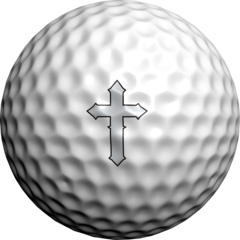 Silver Cross - Golfdotz