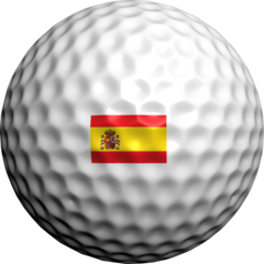 Spanish Flag - Golfdotz