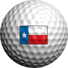 Texas Flag - Golfdotz