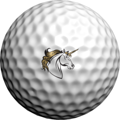 Unicorn - Golfdotz