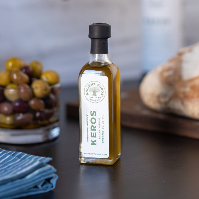Keros Olive Oil Trial