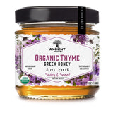 Organic Greek Cretan Thyme Honey - 8oz