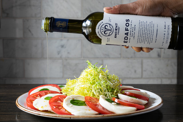 ÉDAFOS PDO Extra Virgin Greek Olive Oil