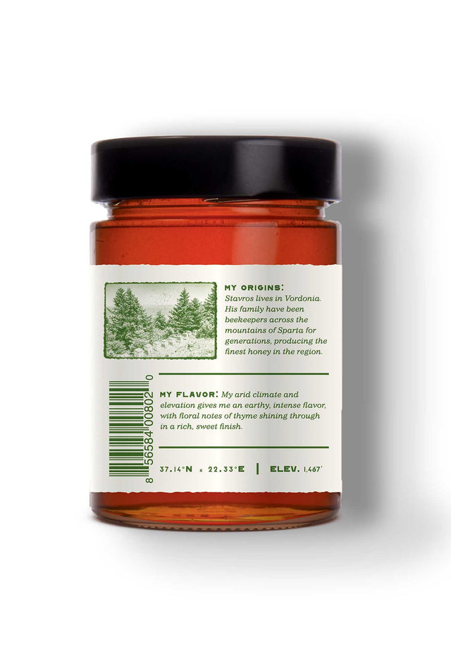 Ilia Forest and Thyme Honey
