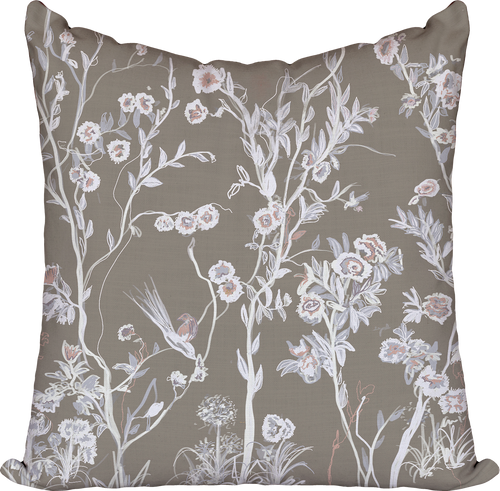 Cherry Blossom Café - Pillow Cover