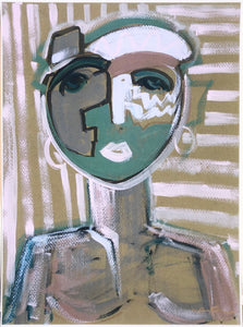 Picasso Chica - Print