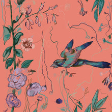 Birds of a Feather - Mural Wallpaper