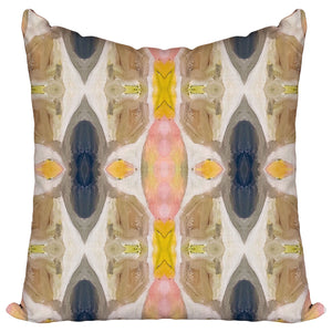 Blush Topaz — Pillow Cover