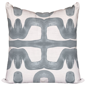 Candied Icing Gray — Pillow Cover