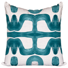 Candied Icing Teal — Pillow Cover