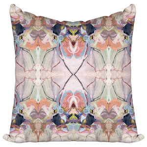 Chalks Floral — Pillow Cover