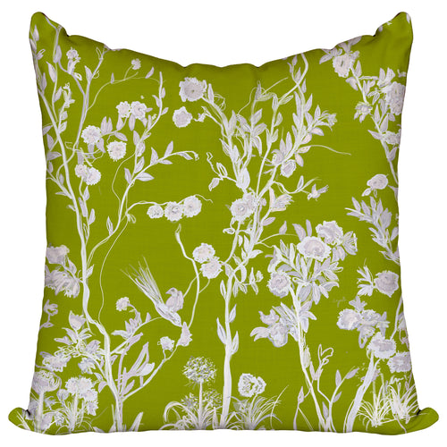 Cherry Blossom Citron - Pillow Cover