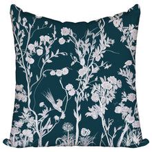 Cherry Blossom Nightwatch - Pillow Cover