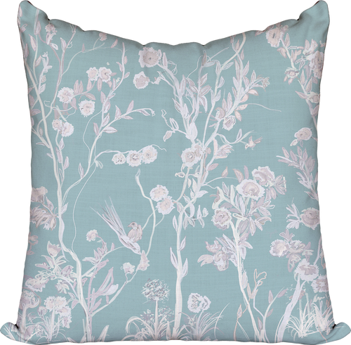 Cherry Blossom Sky - Pillow Cover