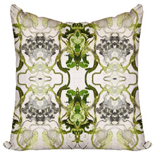 Green Beetles — Pillow Cover