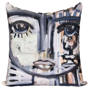 Love Breeds Love Chica — Pillow Cover