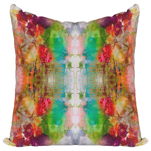 Monet's Butterfly — Pillow Cover