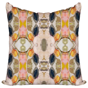 Peaches & Olives — Pillow Cover
