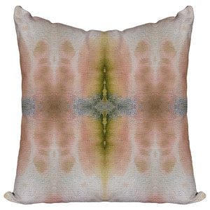 Pink Tie Dye — Pillow Cover