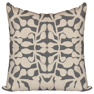 Pods Charcoal - Pillow Cover