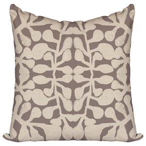 Pods Clay - Pillow Cover