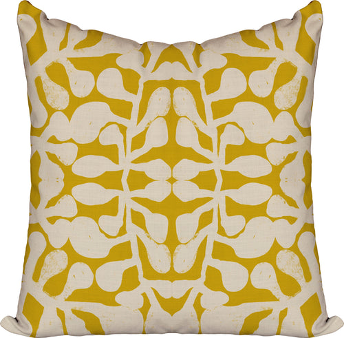 Pods Marigold - Pillow Cover