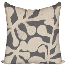 Sprouts Charcoal - Pillow Cover