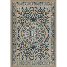"Load image into Gallery viewer, ""Isola Bella"" Vinyl Floor Mat, 3'2"" x 4'8"""