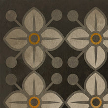 "Load image into Gallery viewer, ""Daffodils"" Vinyl Floor Mat, 6'4"" x 4'4"""