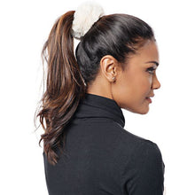 Load image into Gallery viewer, Couture Fur Scrunchies (3 Colors)
