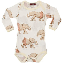Load image into Gallery viewer, Long Sleeve Onesie ( Various Patterns)