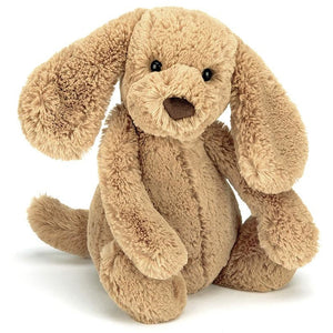 Bashful Toffee Puppy, Medium