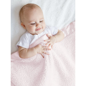 Chenille Baby Blanket (3 Colors)