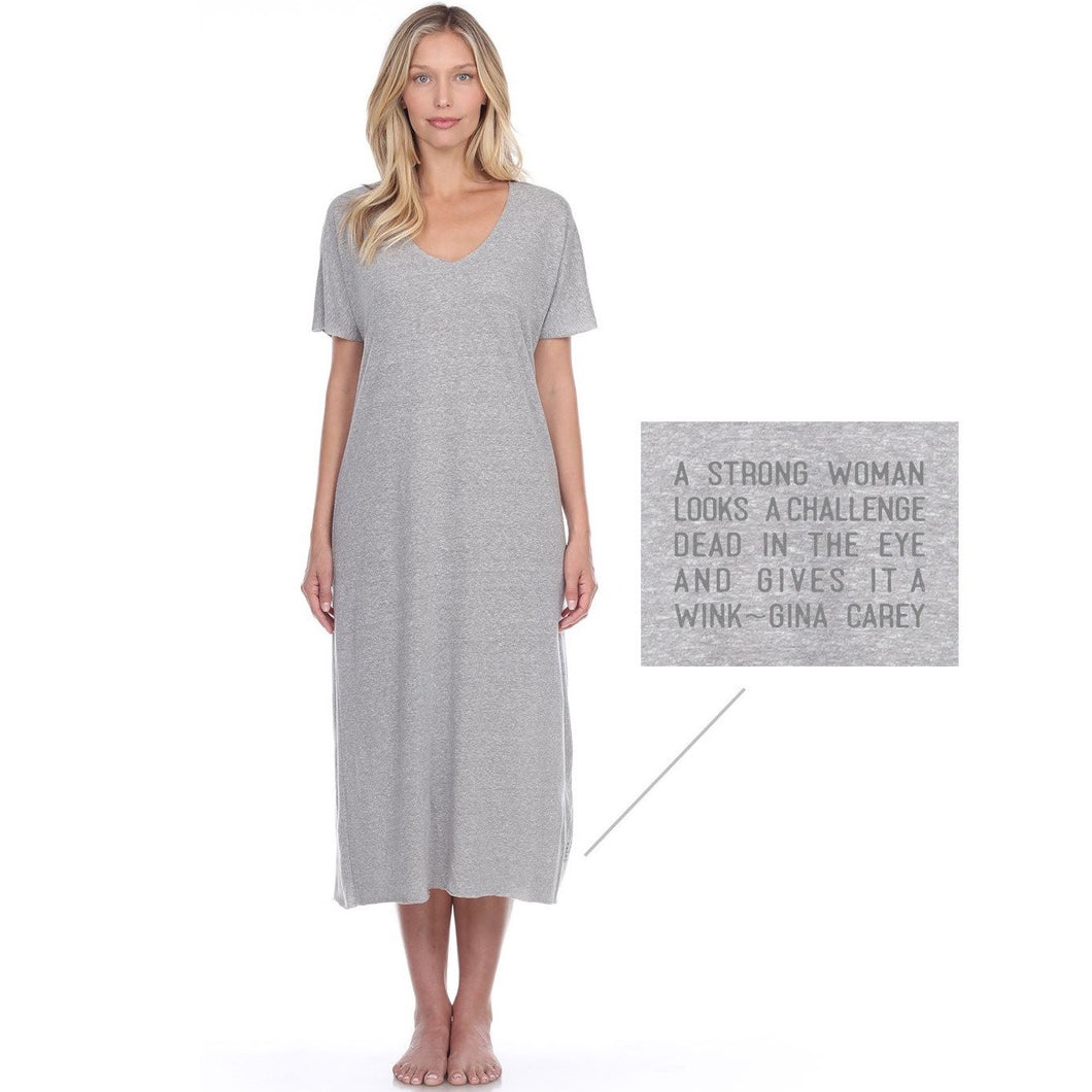Chelsea T-Shirt Dress (3 Colors)