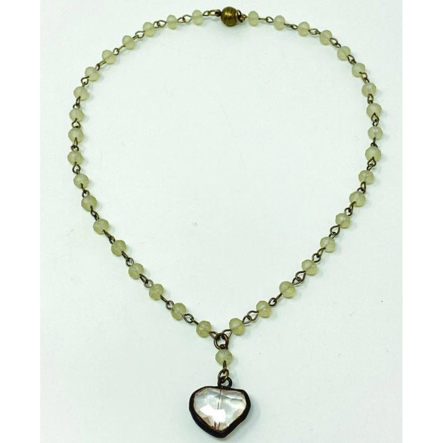 Corine Heart Necklace