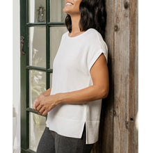 Load image into Gallery viewer, CozyChic Ultra Lite Cap Sleeve Tee (3 colors)