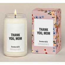 Load image into Gallery viewer, Thank You, Mom Candle