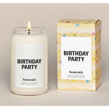 Load image into Gallery viewer, Birthday Party Candle