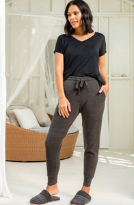 CozyChic Ultra Lite Ribbed Jogger Pant