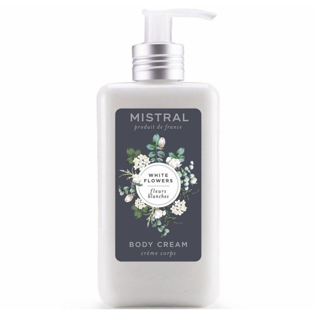 White Flowers Body Creme