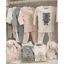 Load image into Gallery viewer, Grey Elephant 2-Piece Baby Outfit